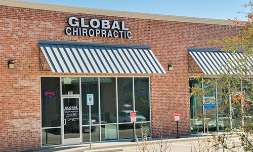 Chiropractic Allen TX Office Building